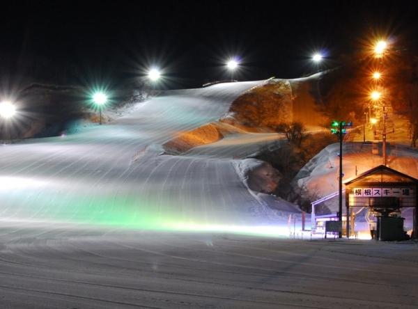 横根スキー場