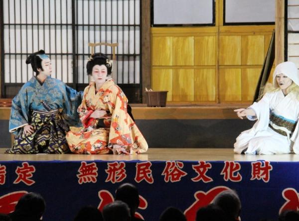 古田歌舞伎