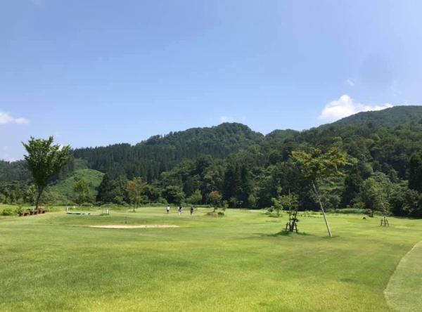水源の郷交流広場 パークゴルフ場